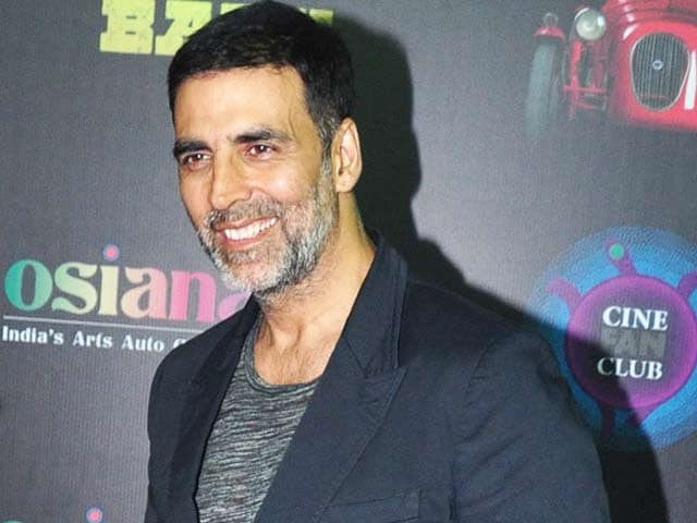 No Point Lying About My Age: Akshay