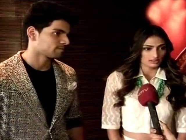 Video : All About Athiya Shetty and Suraj Pancholi's Hero