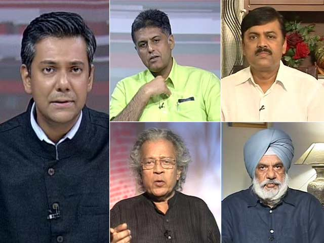 Video : Should a City Shut For The PM?