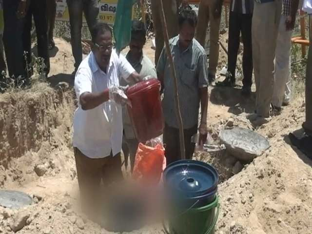 Video : Charges of Human Sacrifice for Granite Baron in Tamil Nadu