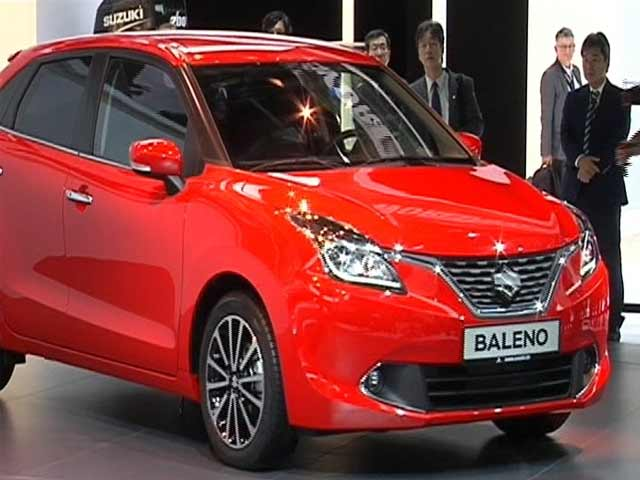 Video : First Look: Maruti Suzuki Baleno