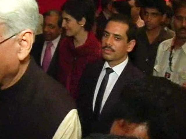 Video : Robert Vadra's 'No Frisking' Privileges at Airports Withdrawn