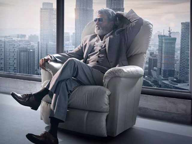 Rajinikanth's Shades of Grey in Kabali