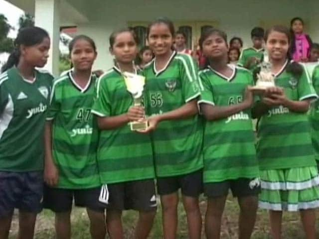 Video : Why These Girls Want to Put Their Village on the World Map