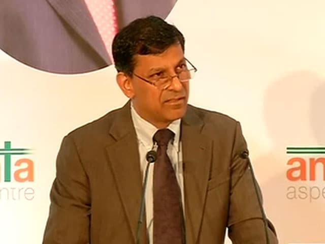 Video : India Appears an Island of Calm Amid an Ocean of Turmoil: Rajan