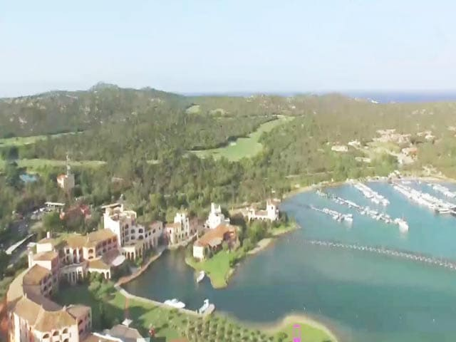 Video : Ambika Anand Strikes Off Costa Smeralda From Her <i>Bucket List</i>