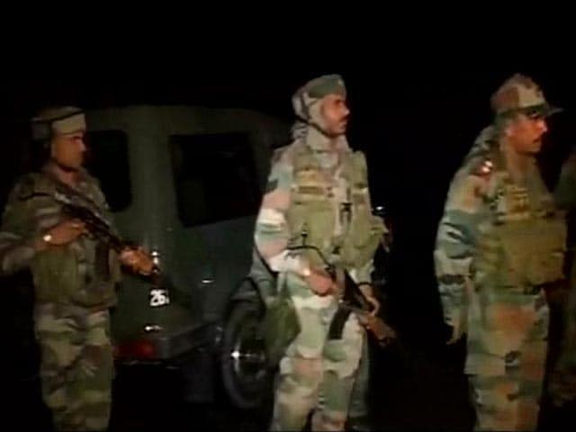 Video : Armyman, Civilian Injured in Pakistan Shelling in Jammu and Kashmir