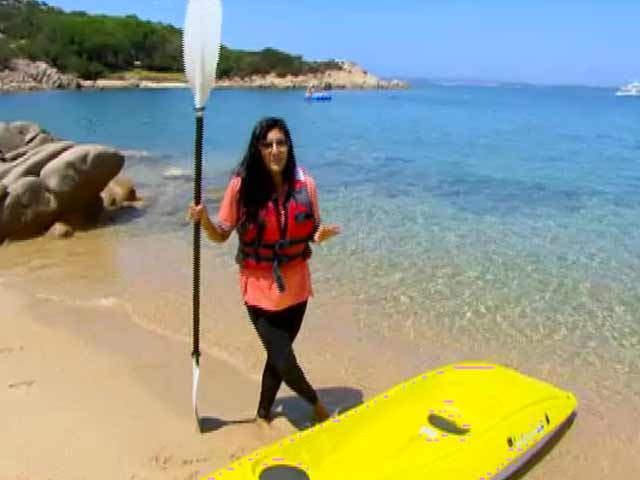 Video : Living the High-Life in Costa Smeralda