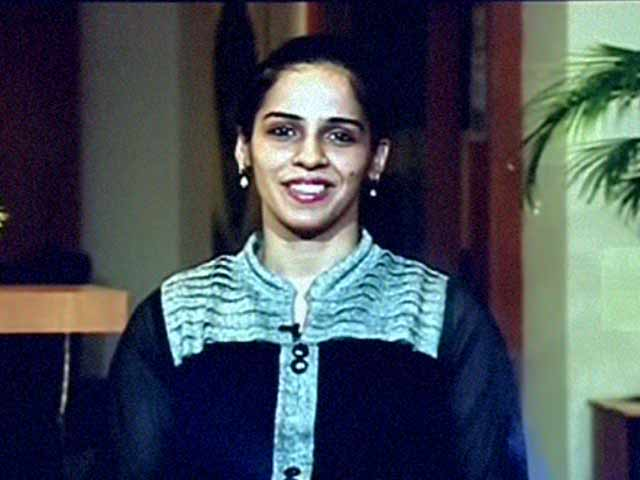 Video : Saina Nehwal is the Tech Brand Ambassador of the Year