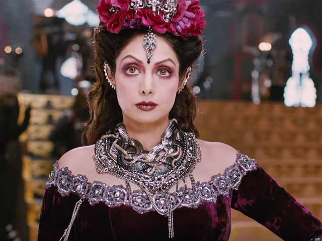 Sridevi Urges Fans to Watch Puli