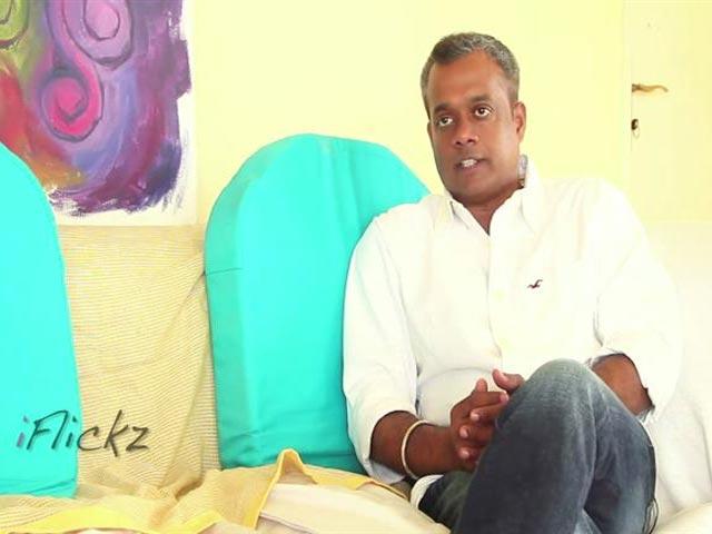 Gautham Vasudev Menon on Working with 'Big Heroes'