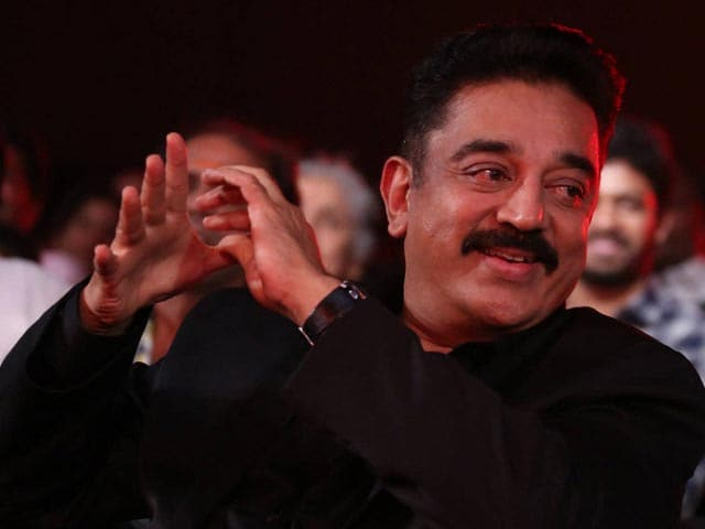 Kamal Haasan Signs First Brand Endorsement Deal