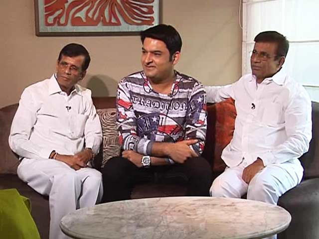 Video : Didn't Leave my Comfort Zone: Kapil Sharma