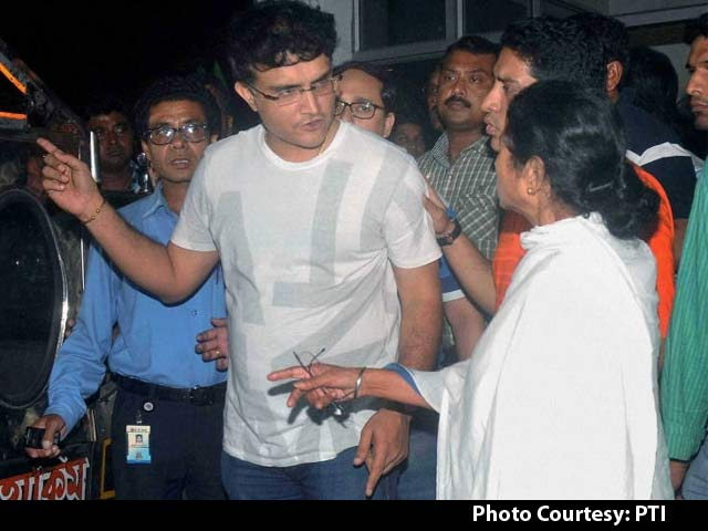Video : Is Mamata Banerjee Helping Ganguly Become Bengal Cricket Boss?