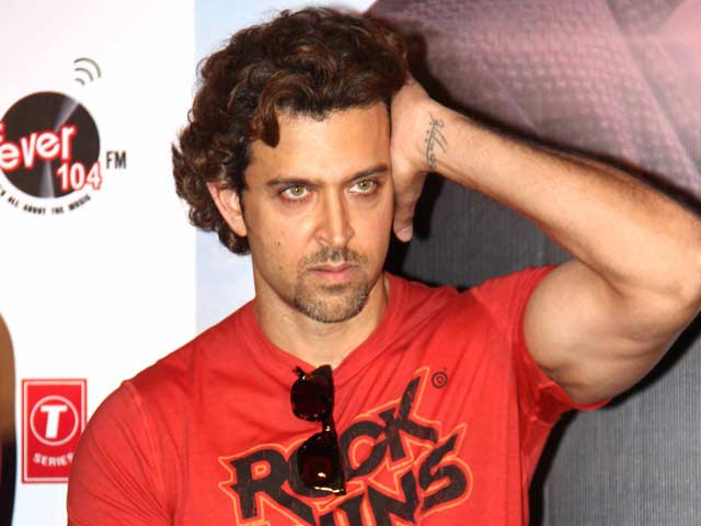 Hrithik's Back Problems Back to Bother Him
