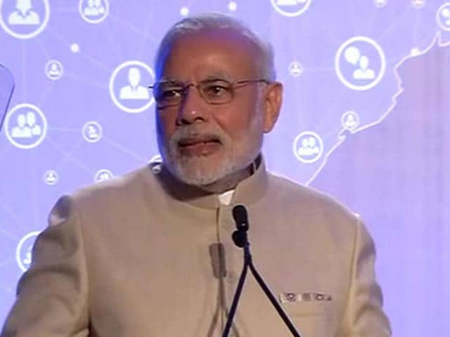 Video : At Silicon Valley, PM Modi Connects With Tech Giants, Shares Digital Dream