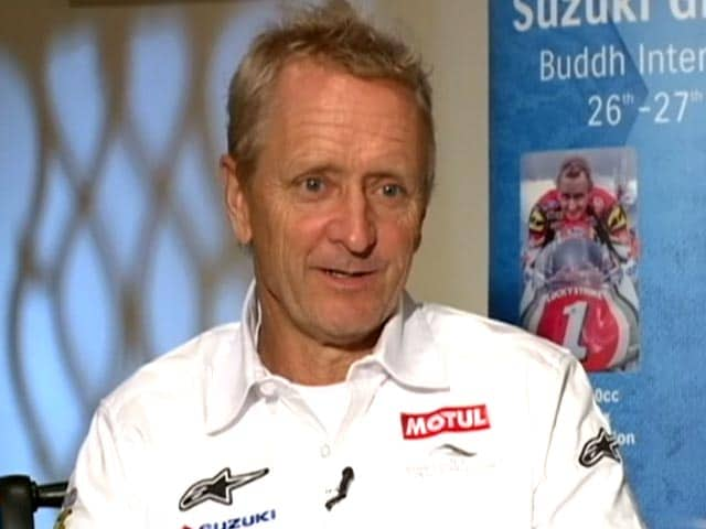 Video : Technology has Made Racing a Bit Boring: MotoGP Legend Kevin Schwantz
