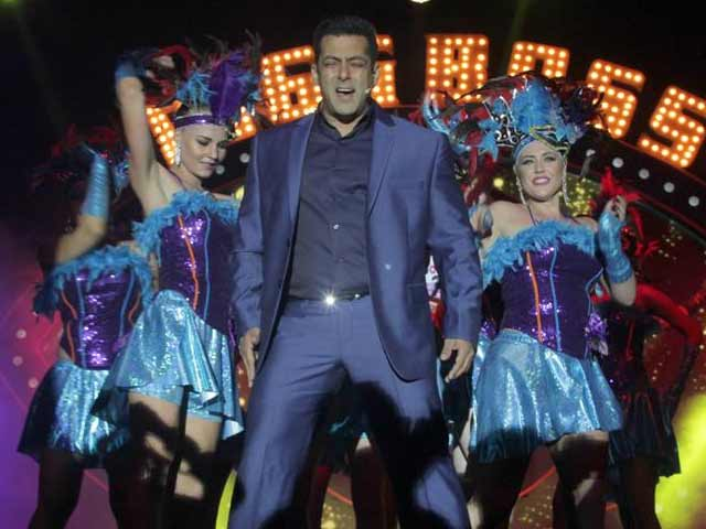 Shah Rukh is Most Welcome on Bigg Boss: Salman