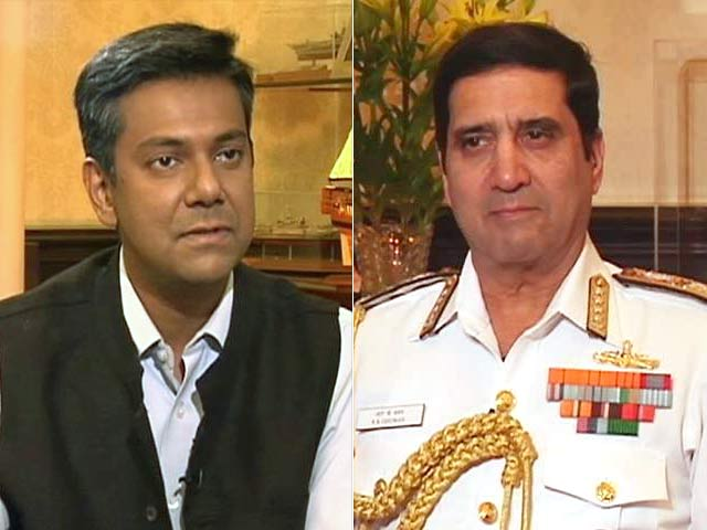 Video : INS Kochi Will Make India Proud: Navy Chief on Latest Destroyer
