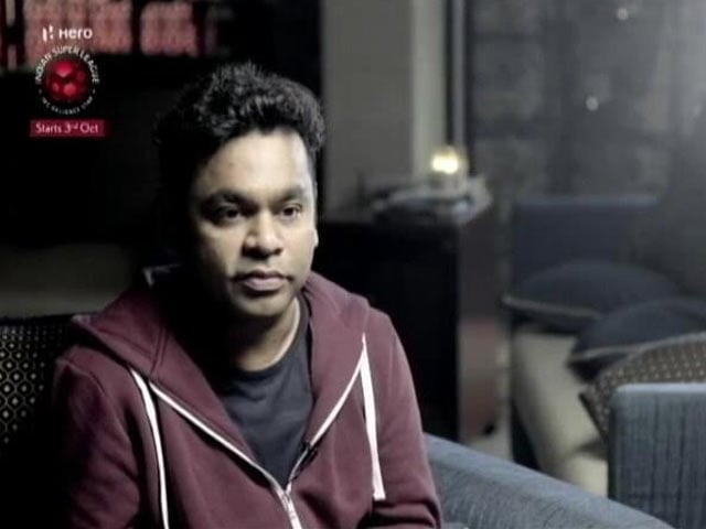 An AR Rahman Special For the Indian Super League