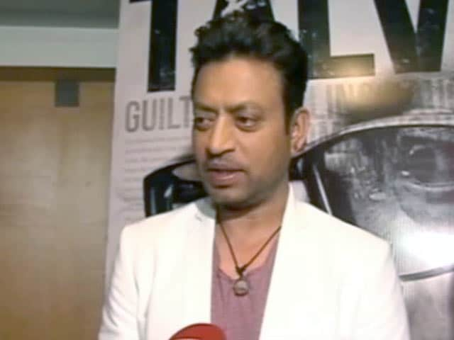 Irrfan is Never Tired of Compliments