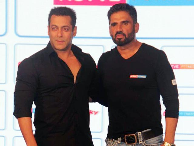 Video : Salman Reveals His Fitness <i>Mantra</i>