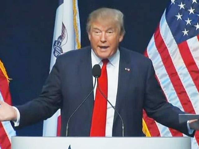 Video : How Donald Trump Has 'Trumped' His Rivals