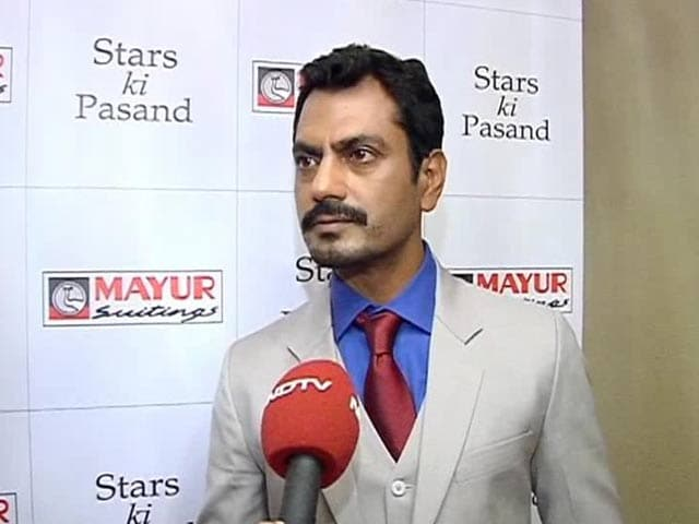 Want to Explore the Actor in Me: Nawazuddin Siddiqui