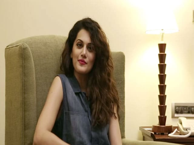 Video : Taapsee in the 'League of Extraordinary Gentlemen'