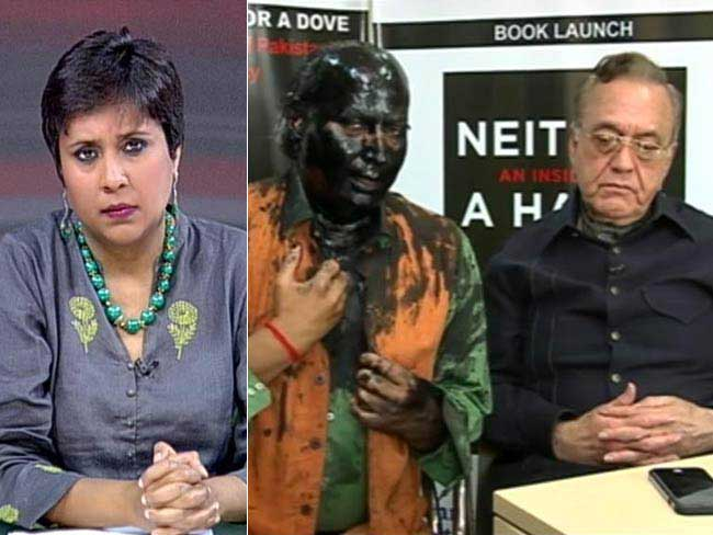 Video : Sena Has Insulted the Idea of India: Kasuri and Kulkarni to NDTV
