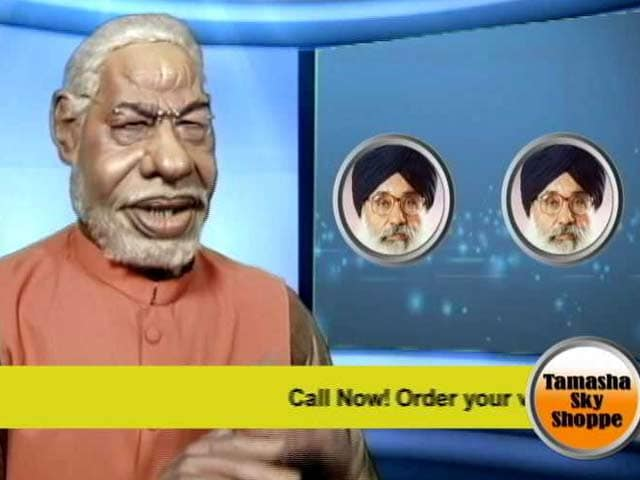 Video : PM Modi's 'Vision' Sees Prakash Singh Badal as Nelson Mandela