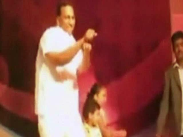 Video : Telangana Lawmaker's Gangnam Style Dance Amuses Social Media