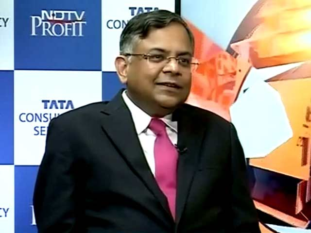 Video : Core Verticals Doing Well, Despite Revenue Miss: TCS