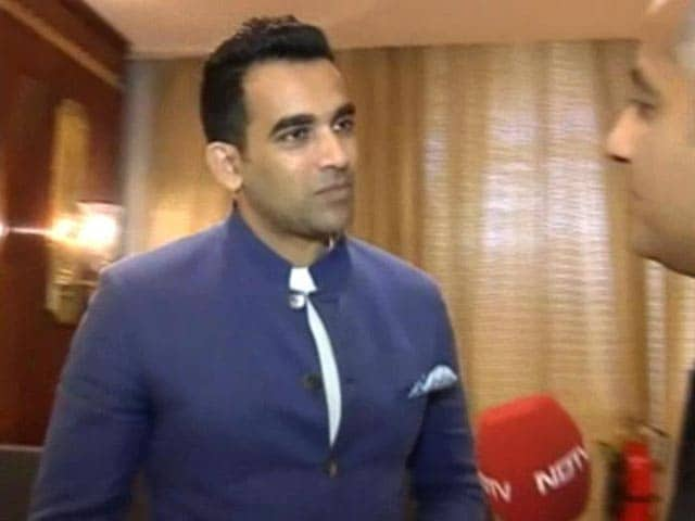 Video : Zaheer Khan Open to Coaching Young Indian Bowlers