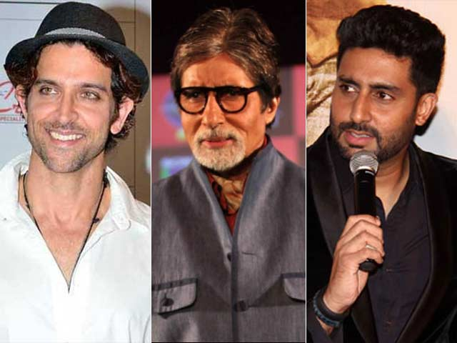 Video : Dhoom 4 With Hrithik, Big B and Abhishek?