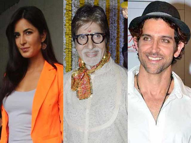 Dhoom 4 May Have Big B, Hrithik, Don 3 Has Katrina?