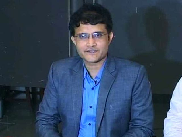 Video : Sourav Ganguly Vows to Revamp Eden Gardens