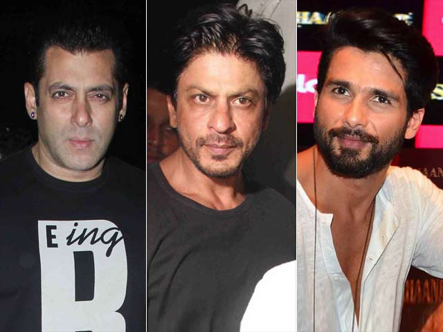 Salman's Diwali Gift to SRK; Shahid is Real Life Wedding Planner