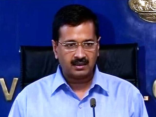 Video : Try 15-Year-Old Criminals as Adults: Delhi Chief Minister Arvind Kejriwal