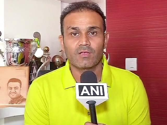 Video : Sourav Ganguly's Backing Made me a Test Batsman: Virender Sehwag