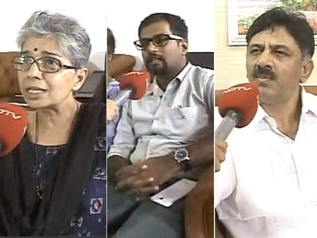 Video : Powerless in Bengaluru