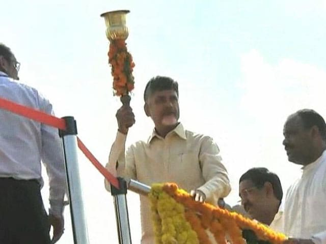 Video : For Andhra's New Capital Amaravati, What the World is Contributing