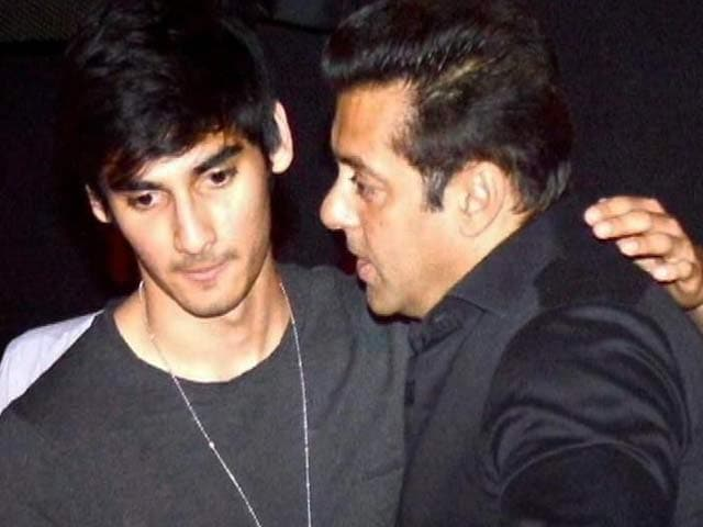 Salman to Launch Suniel's Son?