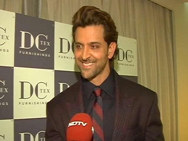 I Like to Put Myself Through Challenges: Hrithik Roshan