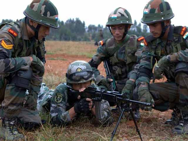 Indian Army Soldier Training Video