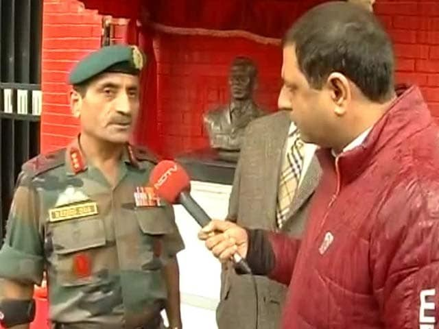 Video : Interest in ISIS Growing in Kashmir, More locals Joining Terrorists: Army