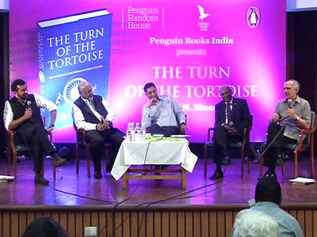 Video : Arun Shourie: NDA Government is Congress Plus a Cow