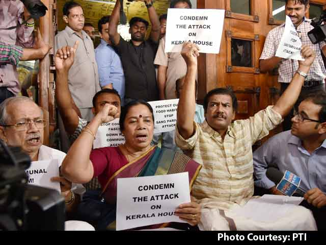 Video : 'Beef' Back on Kerala House Menu After Protests Over Police 'Raid'
