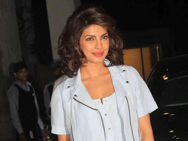 Priyanka to Host Talk Show?