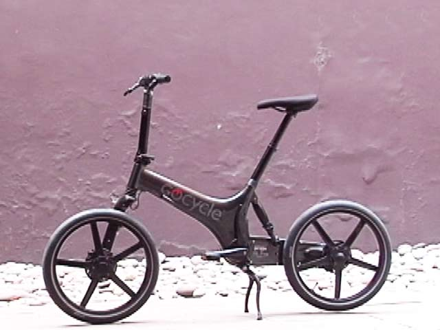 Video : Cycling Goes Electric with Gocycle